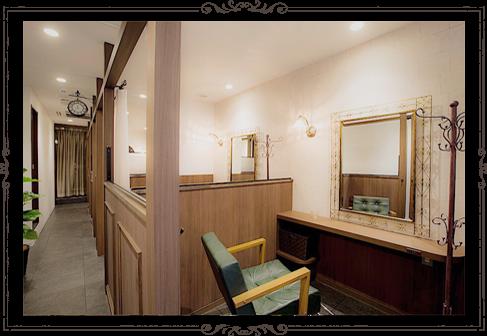 Room hair笹塚店